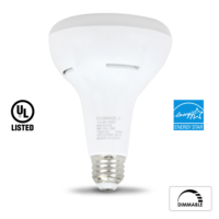 BR30 LED Light bulb  2700k  dimmable 65w equivalent  720 lumens