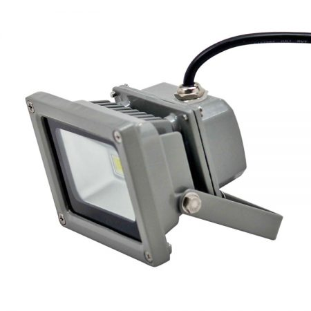10w Silver, 20w Silver, 30w Silver LED Flood Light