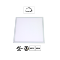 Slim LED Panel Light  2×2  dimmable 40w  3600 lumens  4000K